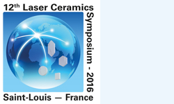 12th Laser Ceramics Symposium> November 28 - December 2,2016