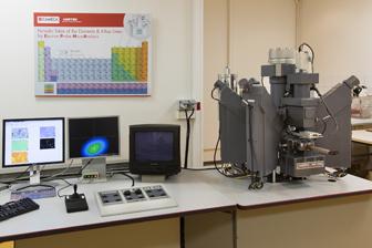 electronic micro probe